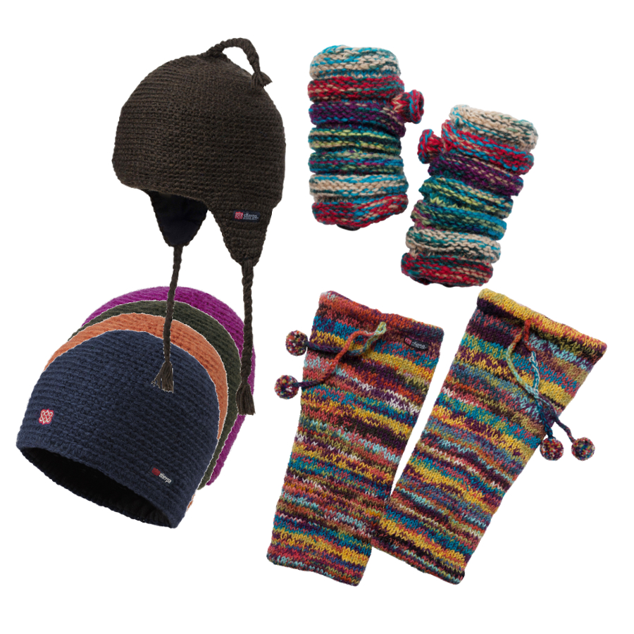 Sherpa Accessoires